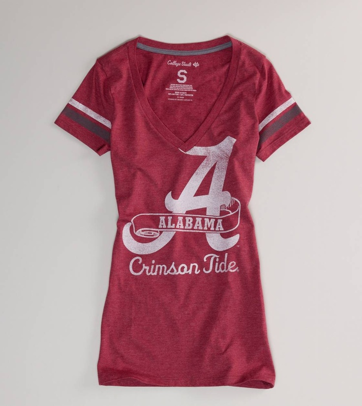 Alabama Vintage Football T from American Eagle Outfitters