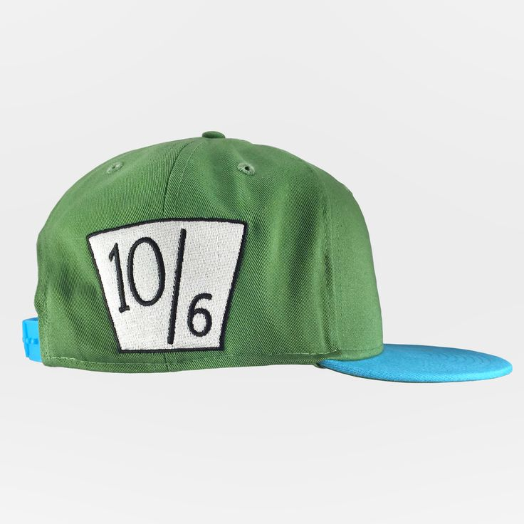 Mad Hatter Snapback (Online) http://shop.whositswhatsits.com/product/mad-hatter-snapback