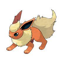 Flareon #136   Pokemon.com