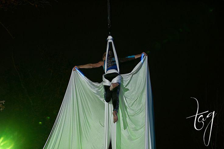 Kersey Valley Spookywoods, Dark Circus, Archdale, NC