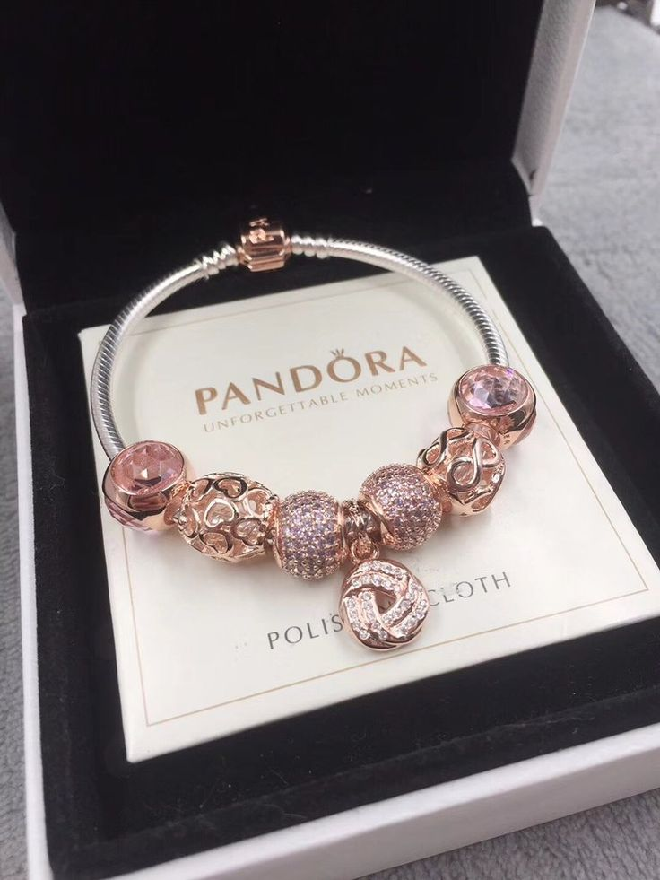 The 25+ best Pandora rose gold ideas on Pinterest