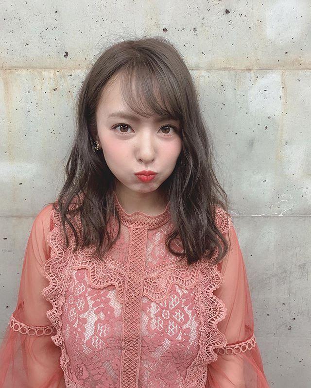 """山田菜々 在 Instagram 上发布:""""1週間が早すぎてこわいよ...! 大人 ..."""