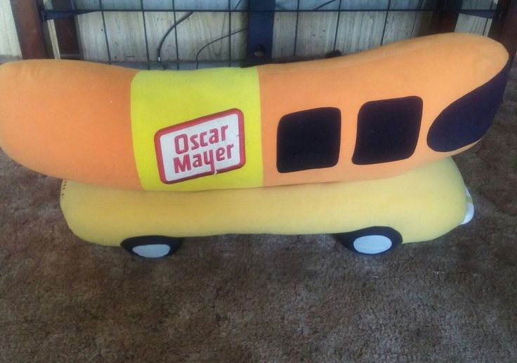 Oscar Mayer on oscar meyer weinermobile bank