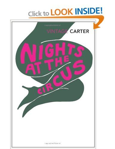 Nights At The Circus: Angela Carter