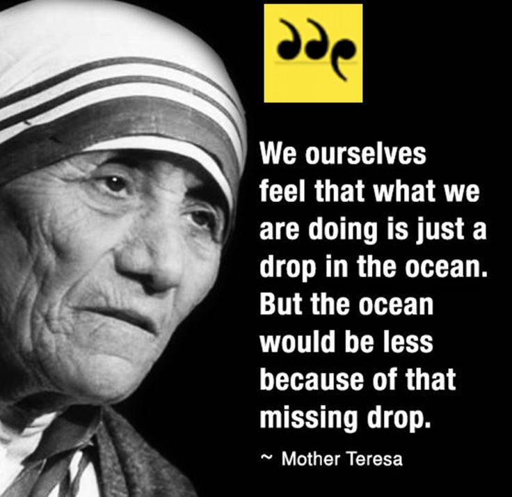 Sister Teresa Quotes: Mother Teresa Famous Quotes With Images