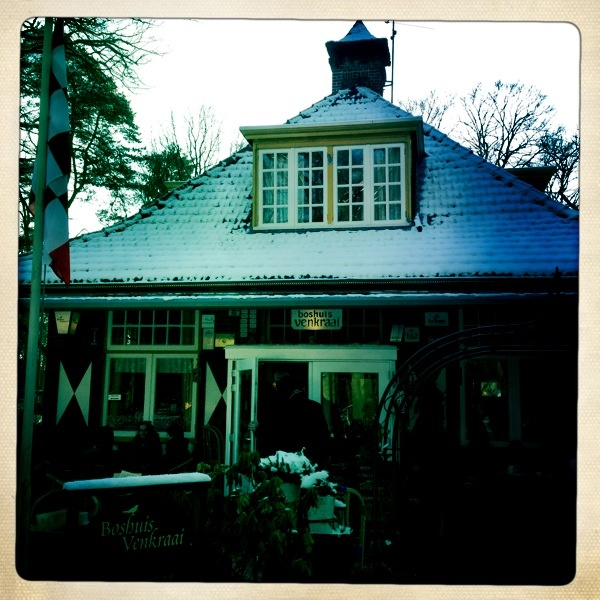 Venkraai, Oisterwijk feb 2012