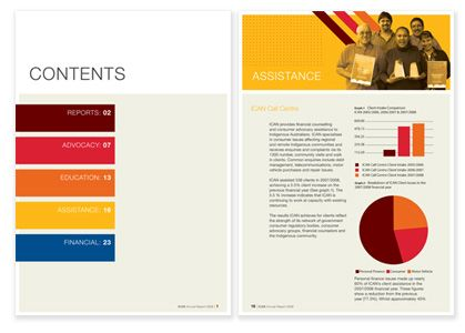 114 best annual report design images on Pinterest