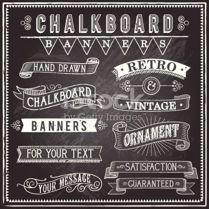 Set of vintage banners and ornaments. Each object is grouped and file is layered for easy editing. Textures can be removed. AI EPS 10 with transparency.