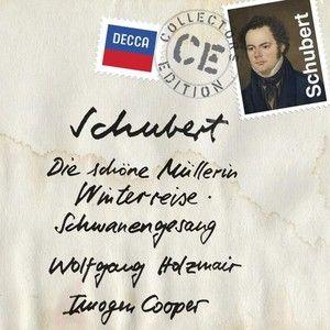 Schubert: Die Schöne Müllerin; Winterreise; Schwan - Decca