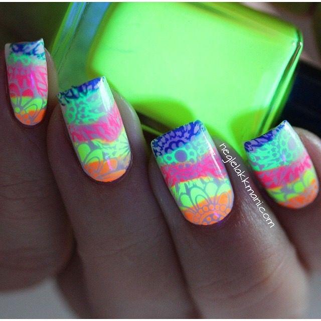 Mejores 148 imágenes de CLAWZ en Pinterest | Diseños de uñas ...