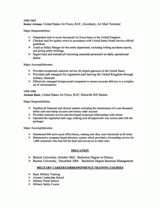 29 best Resume images on Pinterest Sample resume, Resume - force protection officer sample resume