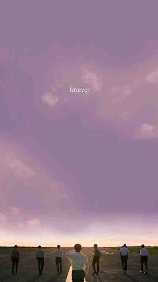 BTS young forever wallpaper