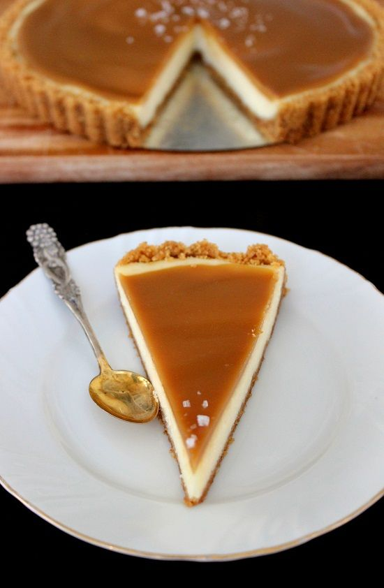 Wicked sweet kitchen: Salted caramel cheesecake pie