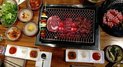 Best bites in Koreatown: Quarters Korean BBQ for tapas style fusion.