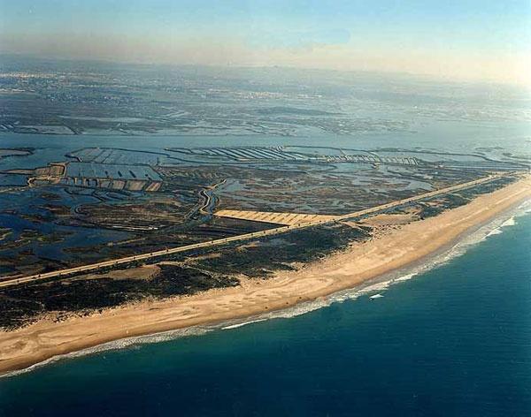 Playa de Camposoto - San Fernando (Cádiz)