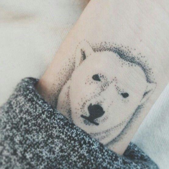 Best 25 Polar Bear Tattoo Ideas On Pinterest Bear