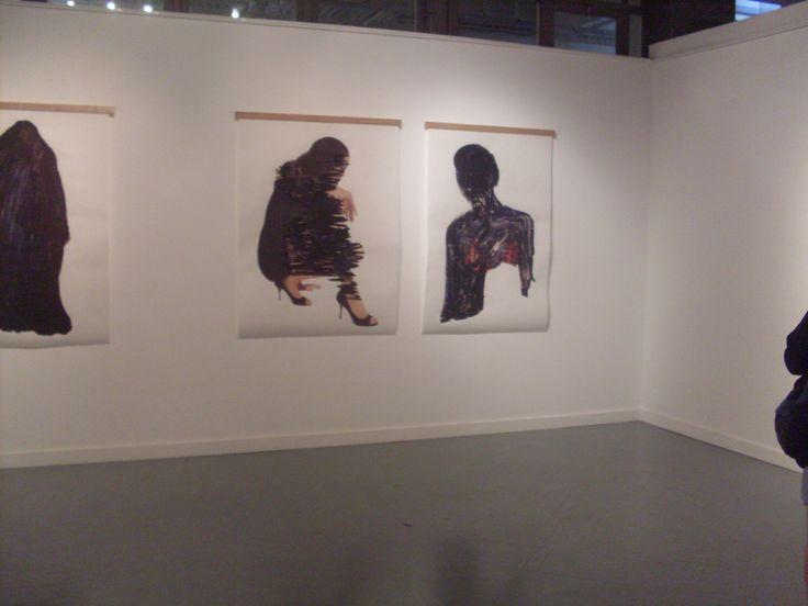 Edmund Pearce - Display of Artworks