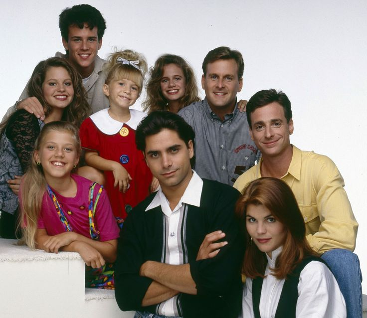 Full House is coming back to our TV screens! John Stamos confirmed rumors of the 1980s hit sitcom reunion during an appearance on Jimmy Kimmel Live -- see what he said!
