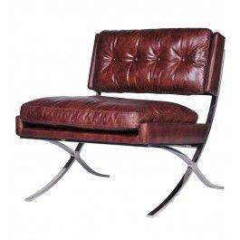 Brendlen + Morris - Carnegie Heathrow Lounge Chair Lamps.com