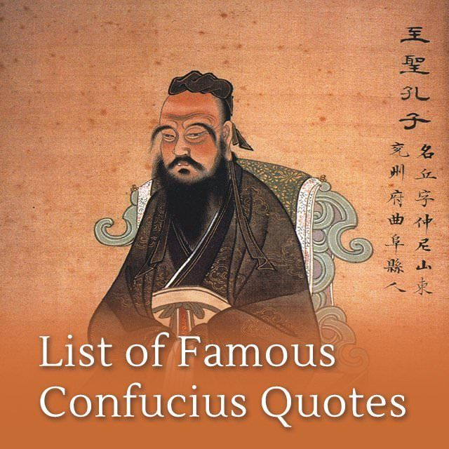 10 Best Confucius Quotes Images On Pinterest