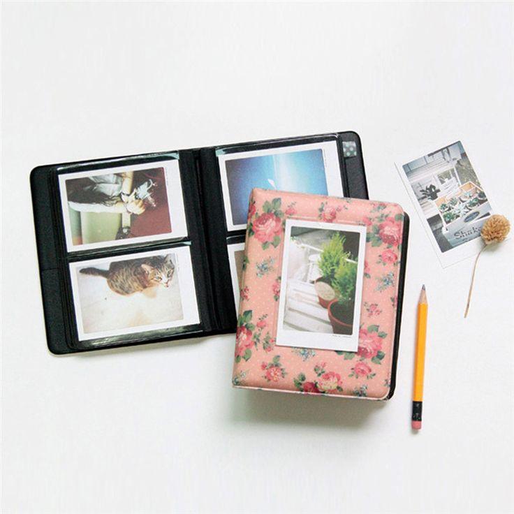 LS4G 6 Couleurs 64 Poches Photo Album pour Mini Fuji Instax Polaroid & Nom Carte 7 s 8 25 50 Livraison gratuite dans Photo Albums de Maison & Jardin sur AliExpress.com | Alibaba Group