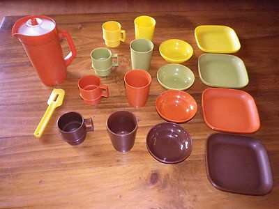 Image result for tupperware kids tea set