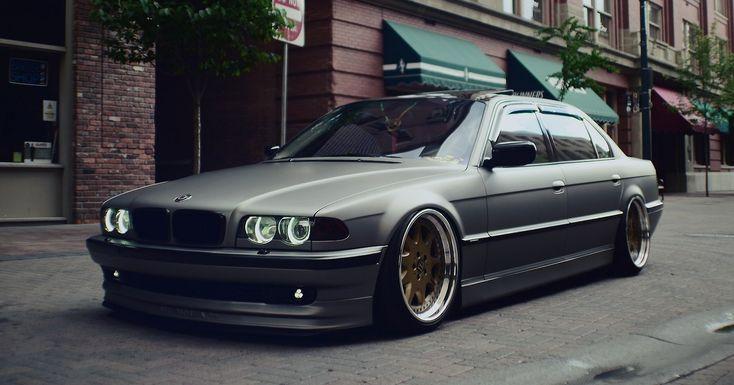 BMW 7 Series E38   Все о лучшей машине на планете