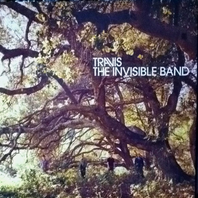 Travis The Invisible Band Band, Shazam, Travis band
