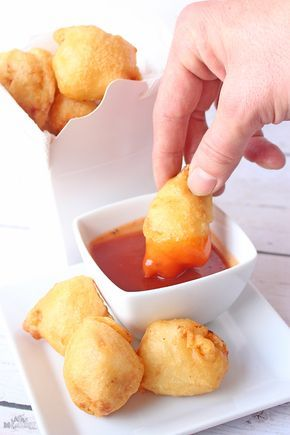 Homemade Sweet and Sour Chinese Chicken Balls – sixtimemommy.com