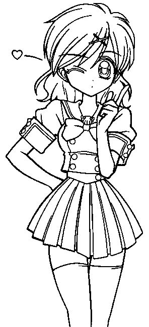 mermaid melody coloring pages - Google Search | Can YOU ...