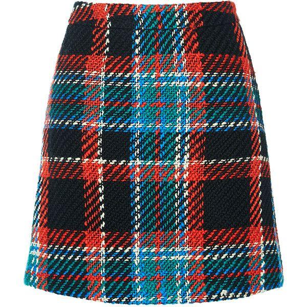 1000 ideas about tartan mini skirt on knee