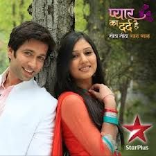 Pyaar Ka Dard Hai 17th october 2014 Star Puls HD episode Pyaar Ka Dard HaiThe story showcases the journey of the protagonists Aditya & Pankhuri who have polar opposite views about relationships.Aditya has lost faith in the institution of marriage & relationships because of his parents' separation. On the other hand,