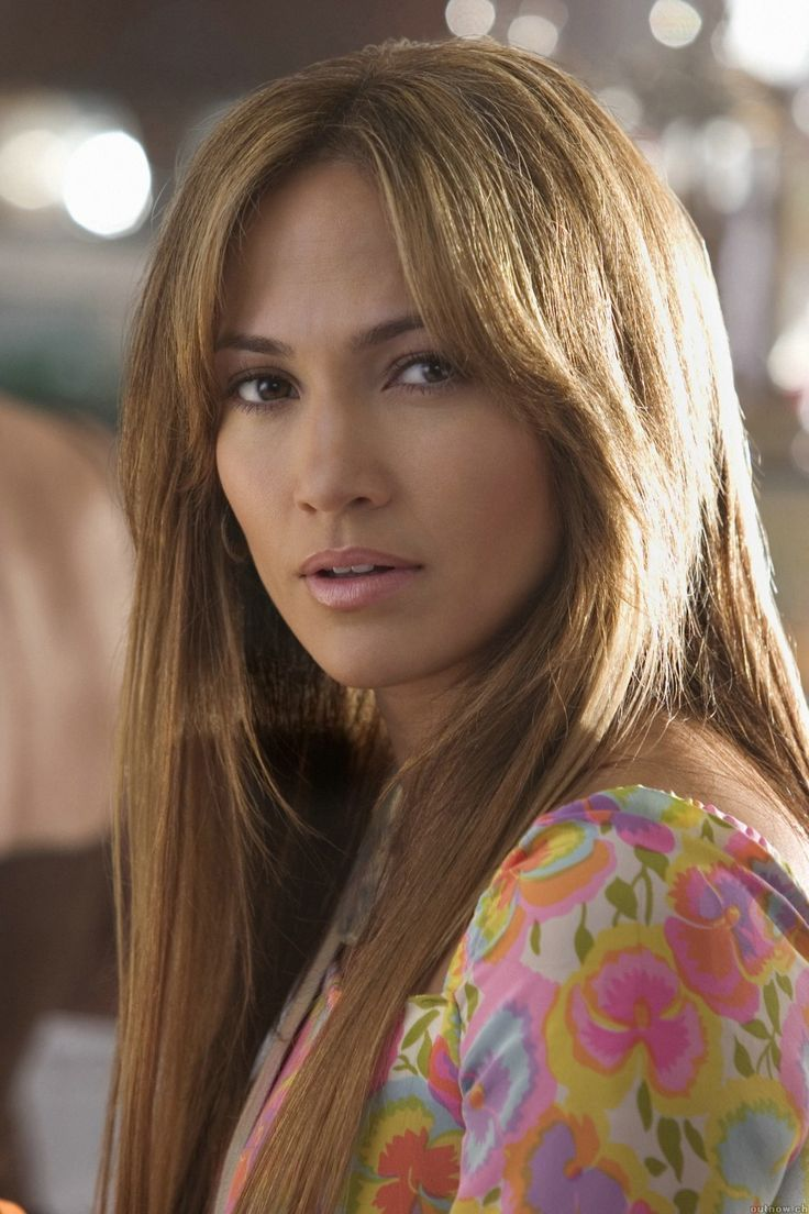 Jennifer Lopez (1969) (Selena, Enough, The back-up plan, Jack, Anaconda, The wedding planner, Maid in Manhattan, Shall we dance, Monster in law, What to expect when you're expecting,