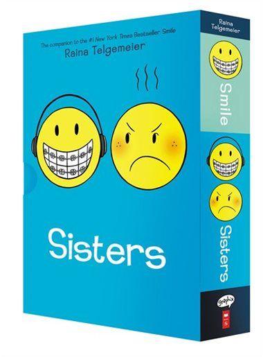 Smile/Sisters Box Set by Raina Telgemeier