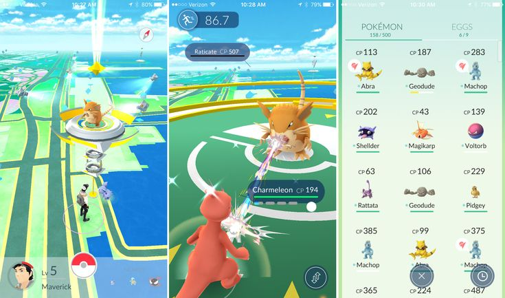 This is Pokémon Go, the ambitious AR game bringing pocket monsters to life   The Verge