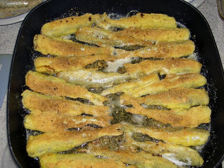 how to make fried smelts