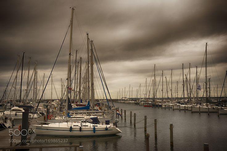 "Yachthafen ""Hohe Düne"" by Metamix. @go4fotos"