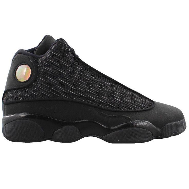 """My Sneaker Palace Nike Air Jordan Retro 13 """"Black Cat"""" Triple Black"""