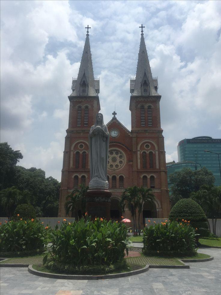 Saigon Notre Dame Cathedral, Ho Chi Minh