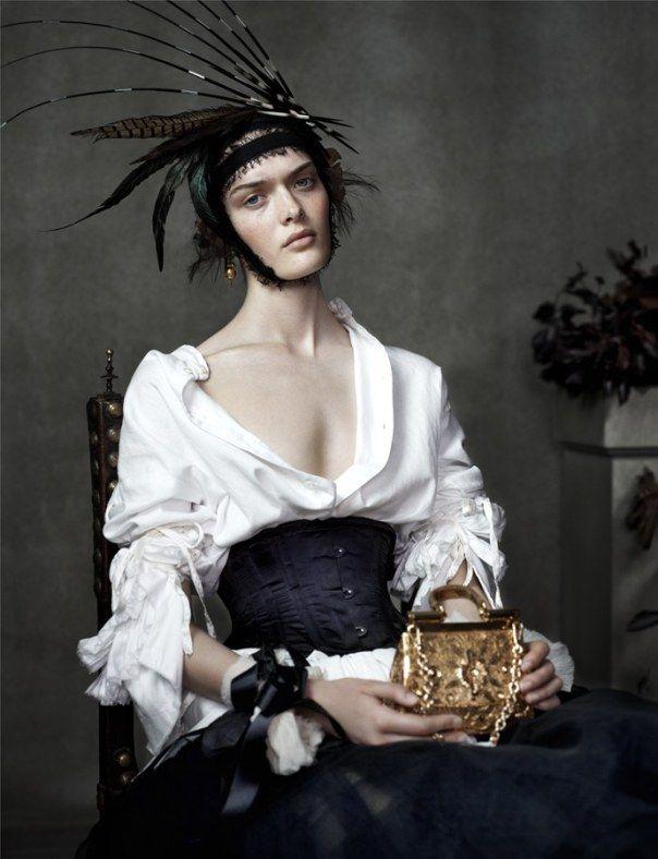 """Still Life,"" by Josh Olins for Vogue UK"