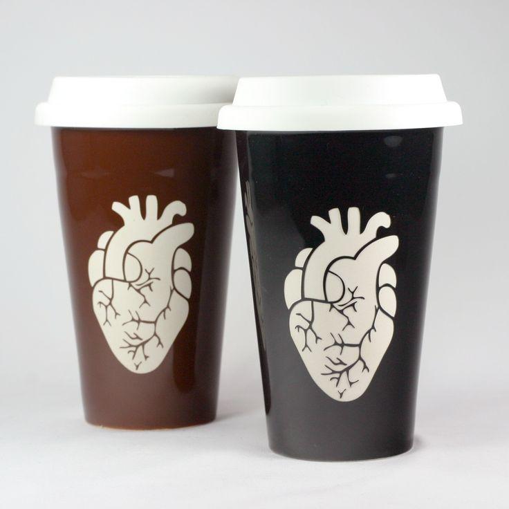 25 Unique Ceramic Travel Coffee Mugs Ideas On Pinterest