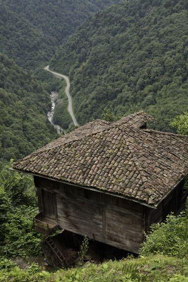 moyyminiotel - köy (Eastern Blacksea Region of Turkey)