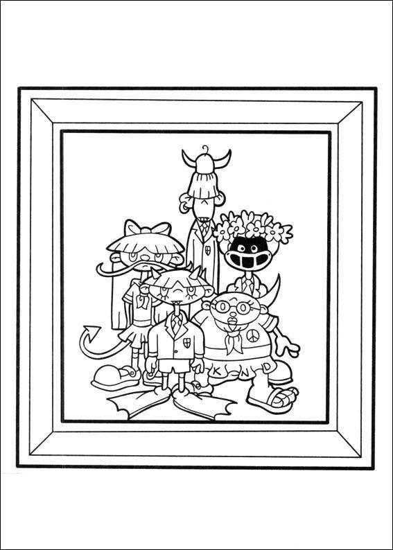 Deckname Kids Next Door 52 Ausmalbilder Fur Kinder Malvorlagen Zum Ausdrucken Und Ausmalen Ausmalbilder Ausmalen Malvorlagen Zum Ausdrucken