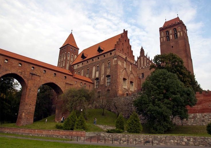 Zamek kapituły pomezańskiej w Kwidzynie Biuro Rachunkowe Kwidzyn estelligence.com   #estelligence #Kwidzyn