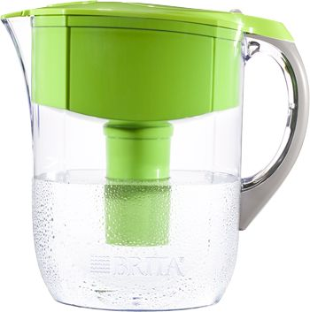 Brita water pitcher. All day, every day.