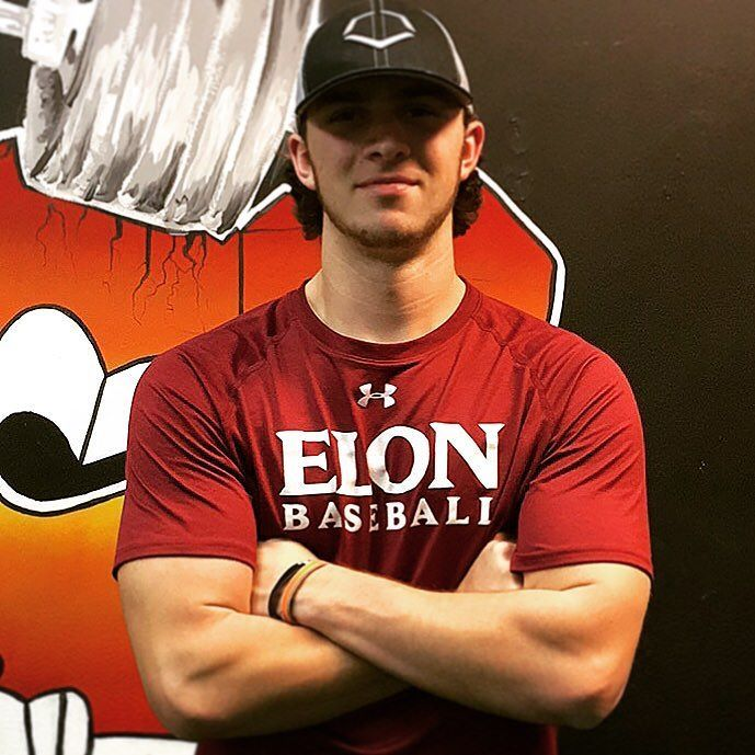 """Cherokee HS (Elon University Commit) Pitcher Shayne Clowar wanted to get stronger throw harder and gain """"some weight"""" when he first started training with us. Shayne is now sitting at 210 pounds and it absolutely crushing it in the gym and on the field. His strength and explosive power is awesome. #ImpactArmy #ImpactStrong #GetBig #GetStrong #GetResults #southjerseybaseball #southjerseybaseballtraining #njbaseball #njbaseballtraining #elitebaseballdevelopment #elitebaseballprep #WeGetResults…"""