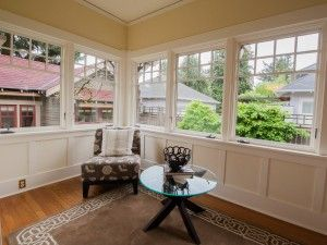 2714 NE 50th-Sunroom | Living Room Realty | Portland Real Estate