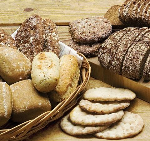 Leipä on terveellinen valinta. K-ruokakaupoista saat aina tuoretta leipää.