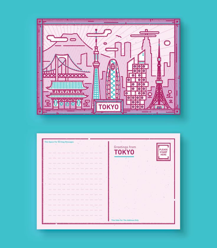 45 best images about creative postcard mailing on for Direct from the designers