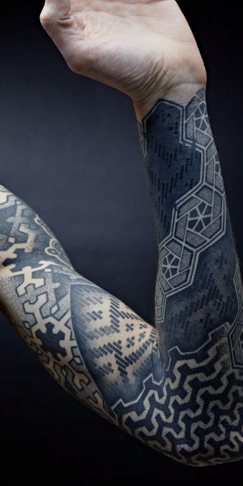 17 Best ideas about Geometric Tattoos Men on Pinterest | Geometric ...